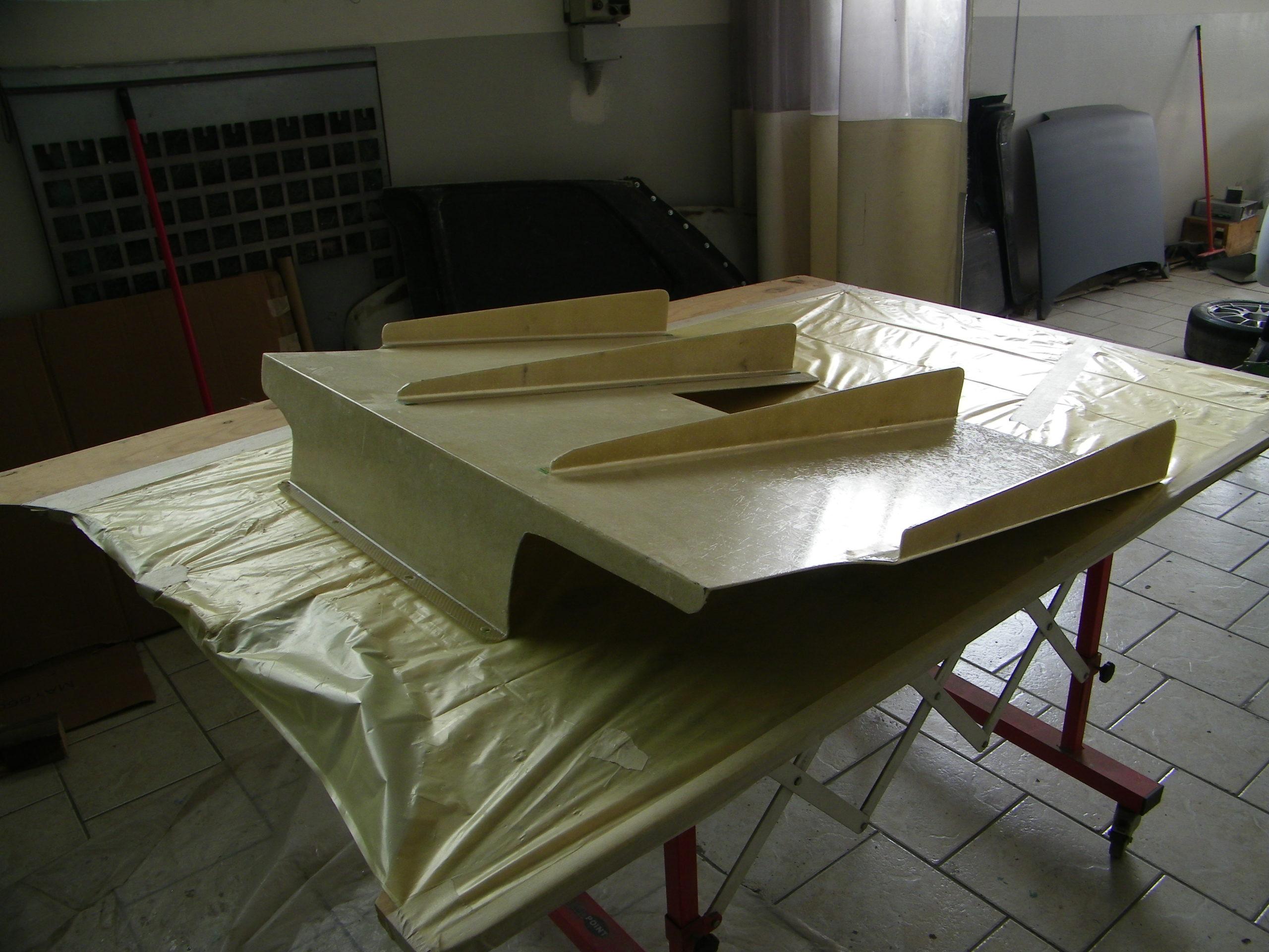 estrattore d'aria in kevlar