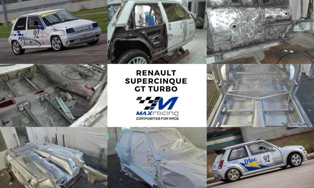 Renault Supercinque GT Turbo