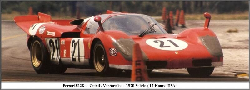 1970 Sebring
