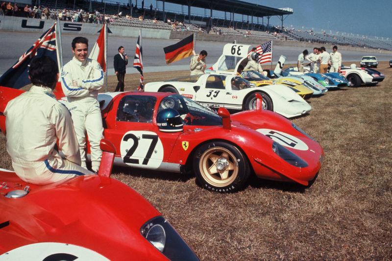 Ickx e Andretti