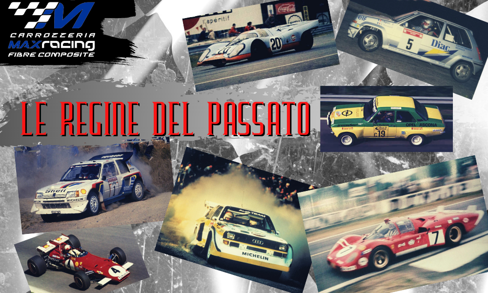 Le Regine del Passato – Ferrari 512 S