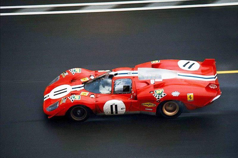 Ferrari Coda Lunga Le Mans
